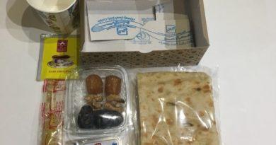 پک افطاری ساده مهمانو مناسب مراسم افطاری ماه رمضان