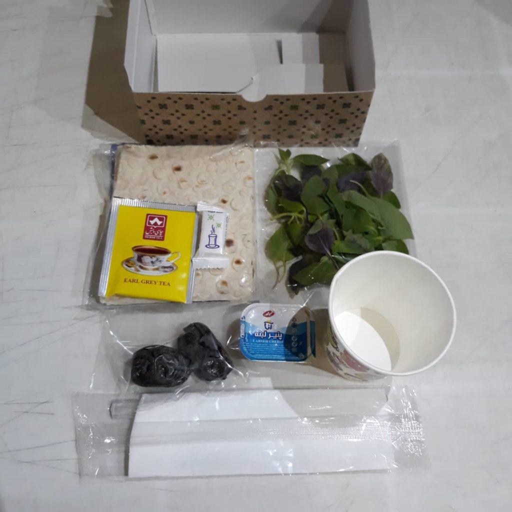 خرید پک افطاری مهمانو