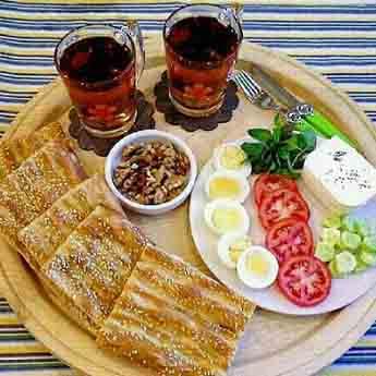 صبحانه اداری در تهران و کرج
