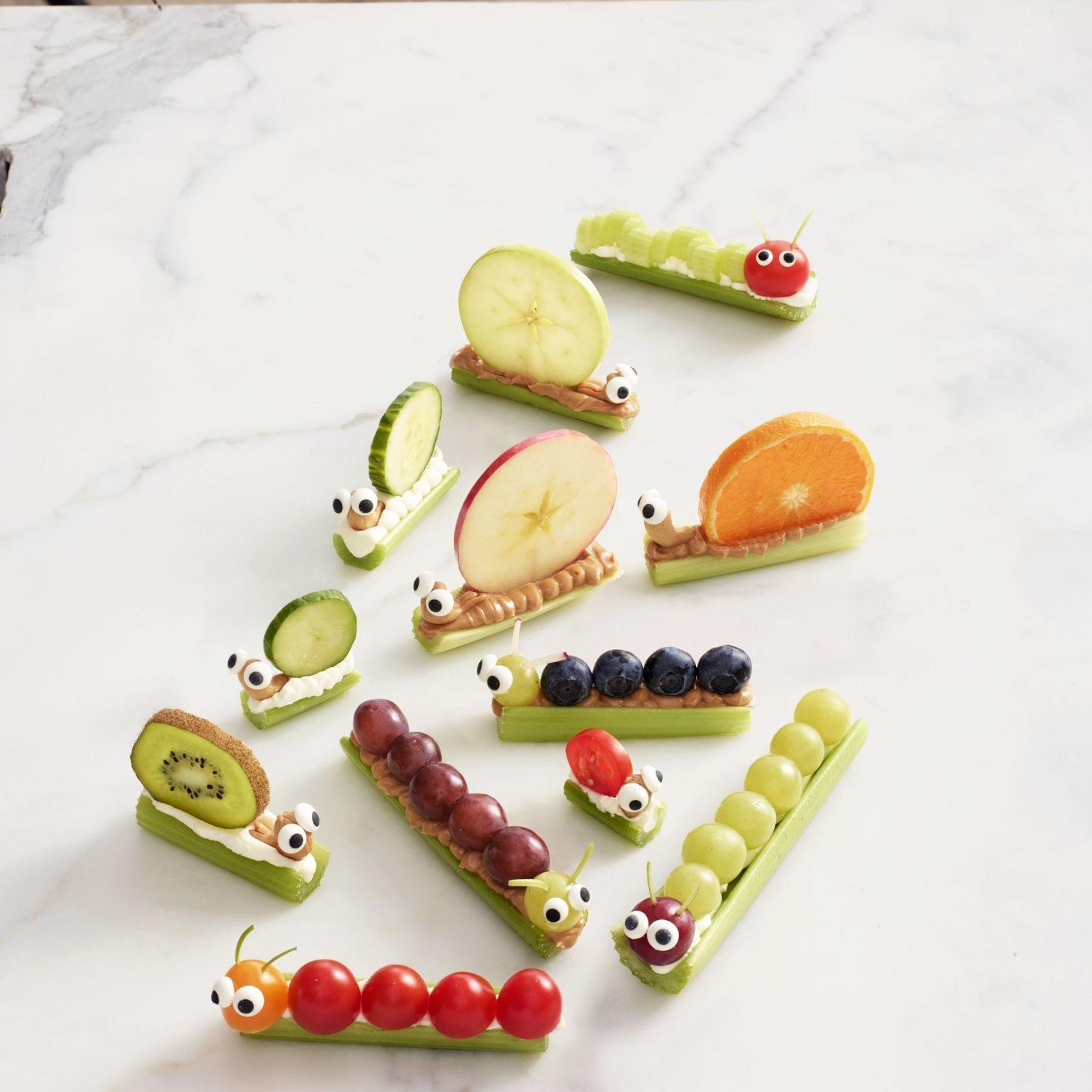 میوه های تازه در بسته بندی زیبا