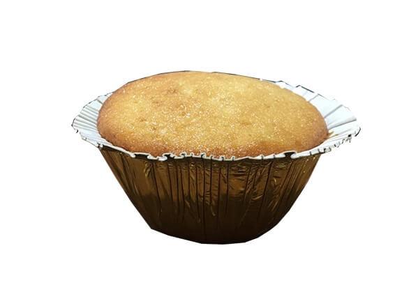 عکس کاپ کیک پرتقالی