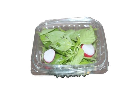 سبزی خوردن تک نفره