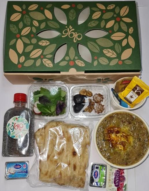 عکس پک افطاری 3