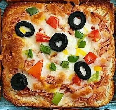 عکس مینی پیتزا