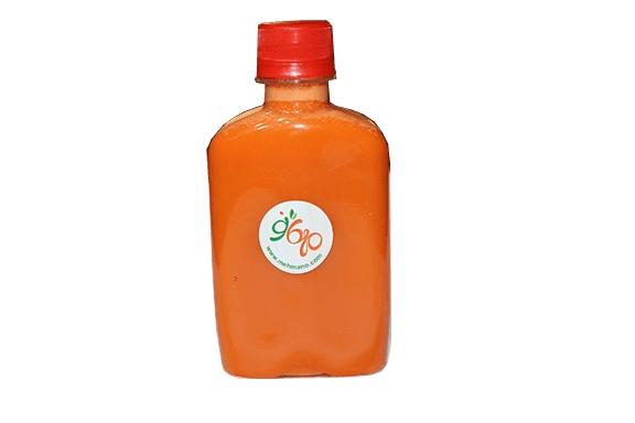 عکس آب هویج طبیعی